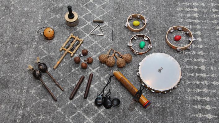 Hand Percussion
