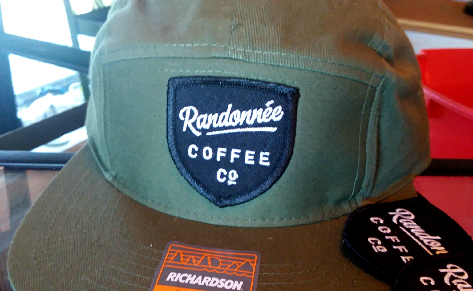 Pick up some Randonee swag!