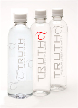 Truth Water Bottle Design