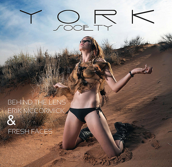 York Society Debut Magazine Cover