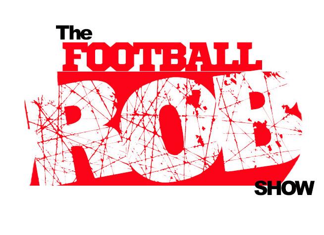 Football Rob Show Logo