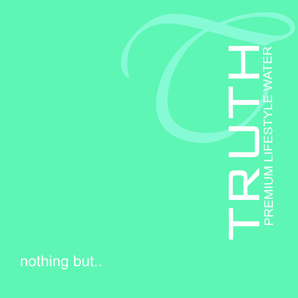 Truth Water main logo
