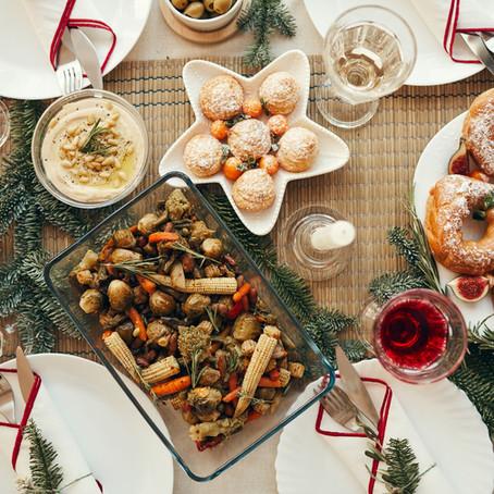 Consigli per il Menù delle feste natalizie