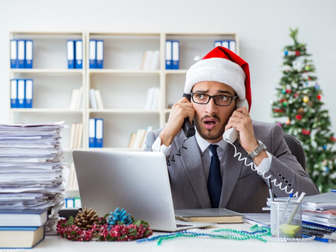3 things smart employees do before going away for the holidays