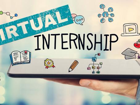 5 Ways To Have A Great Virtual Summer Internship