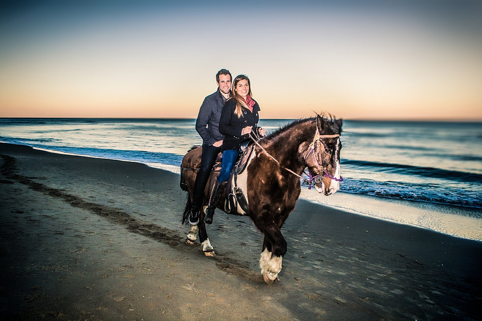 Virginia Beach | Outer Banks (OBX) Horseback Tours