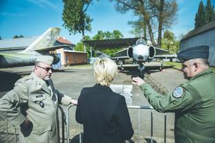 Zahájení padesáté sezóny Leteckého muzea Kbely