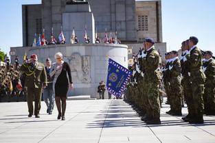 Oslavy 73.výročí ukončení bojů 2.světové války vEvropě – Den vítězství