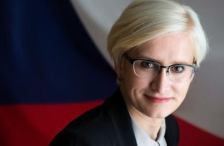 Karla Šlechtová na ministerstvu