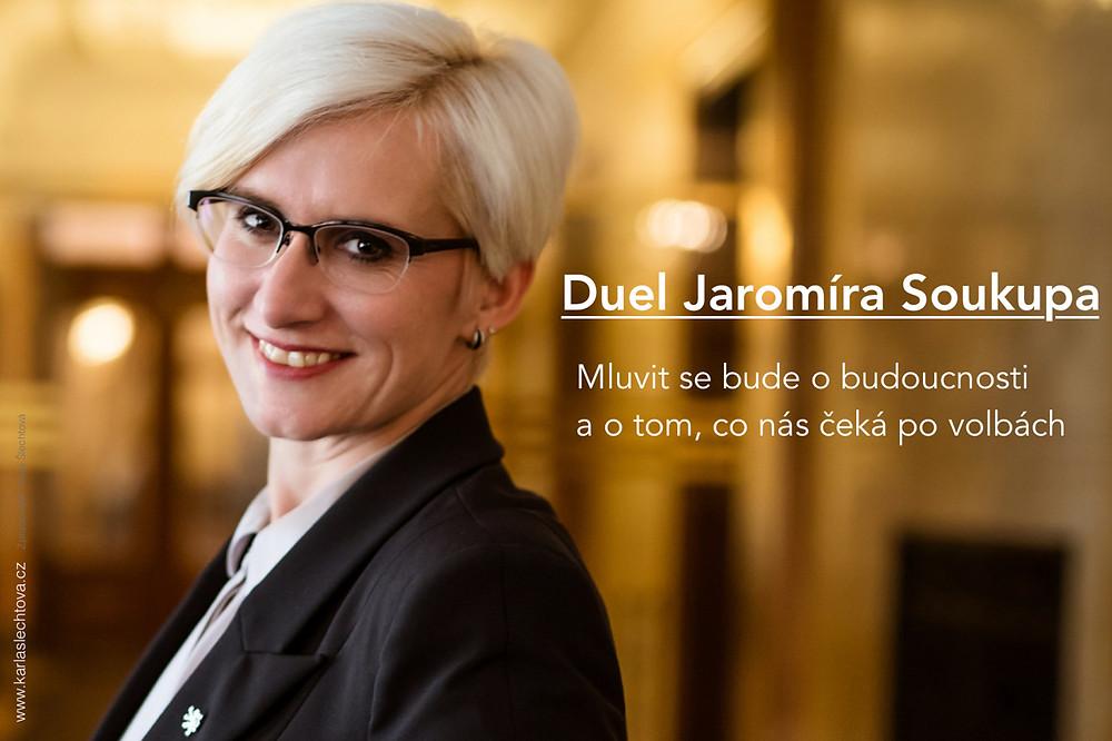 Karla Šlechtová, TV Barrandov