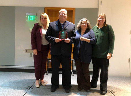 Outstanding Workplace Education Partnership Award