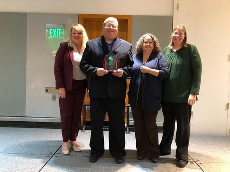 Outstanding Workplace Education Partnership Award