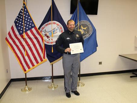 Sergeant Promotion - June 2, 2020