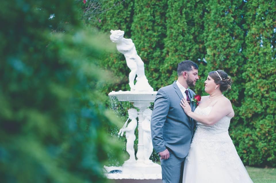 Genetti Manor Wedding