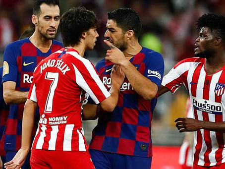 Analyse et Pronostic FC Barcelone Atletico Madrid Liga