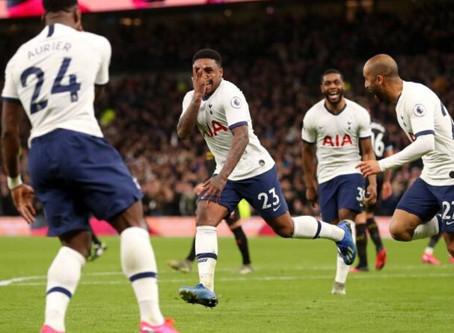 Tottenham se relance dans la course au Big Four !