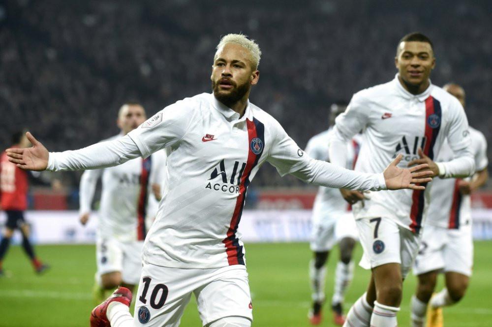 Resultat Lille PSG 0-2 Ligue 1
