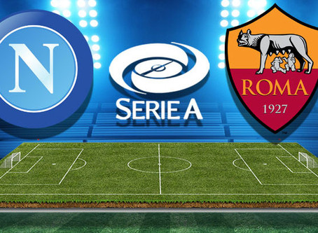 Analyse et Pronostic Naples AS Rome Serie A