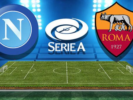 Analyse et Pronostic Naples AS Rome Serie A