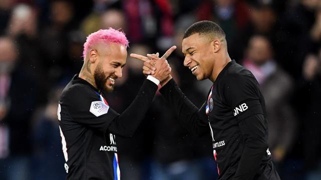 Resume PSG Montpellier Ligue 1 5-0