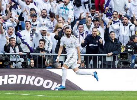 Benzema offre le derby madrilène au Real Madrid !