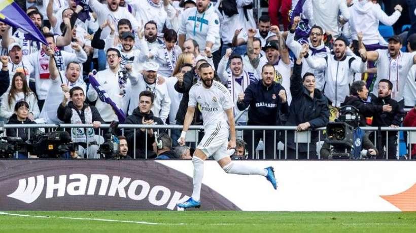 Real Madrid Atletico Madrid Resume 1-0 Liga