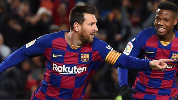 Resume Barcelone Grenade Liga
