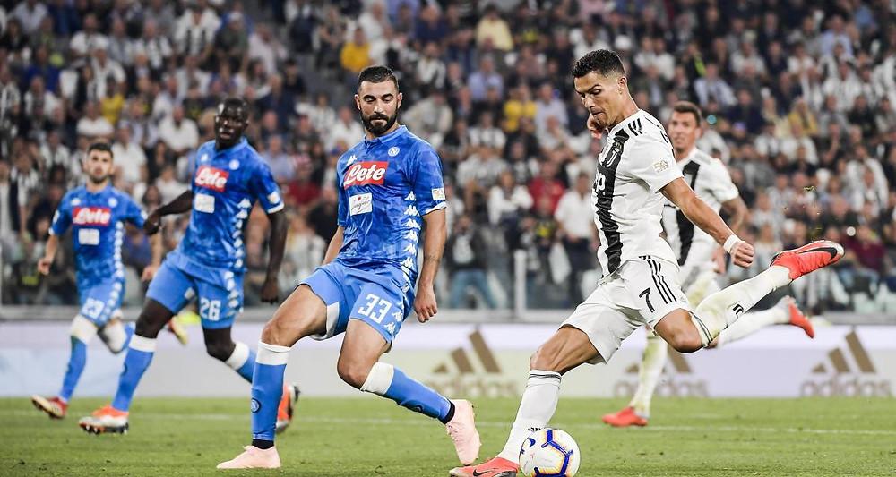 Analyse et Pronostic Naples Juventus Serie A