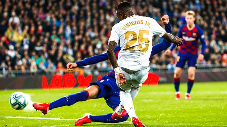 Resume Real Madrid FC Barcelone Liga 2-0