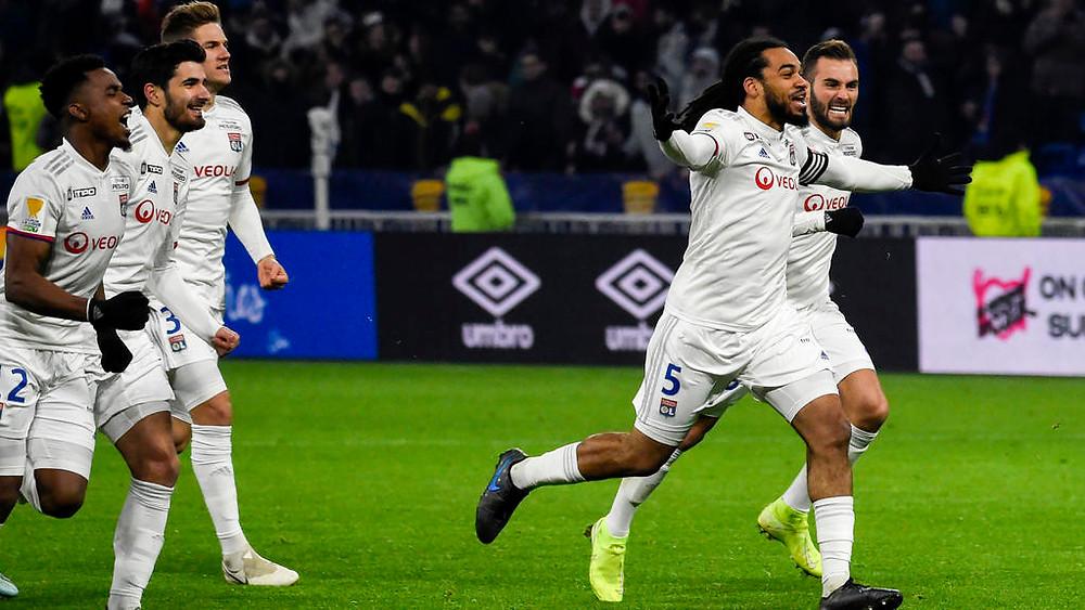 OL Lille Coupe de la Ligue