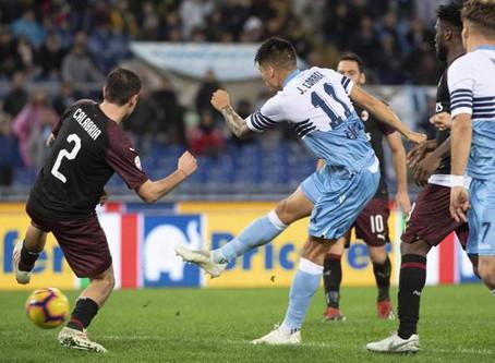 Analyse et Pronostic Lazio Milan AC Serie A