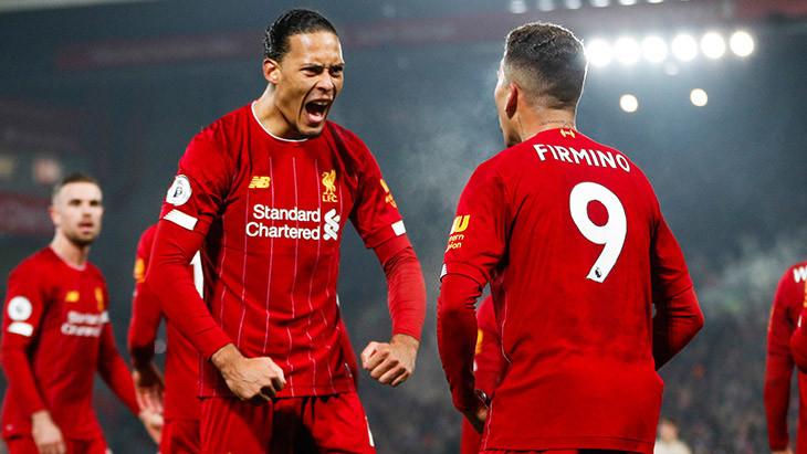 Victoire de Liverpool sur Manchester United