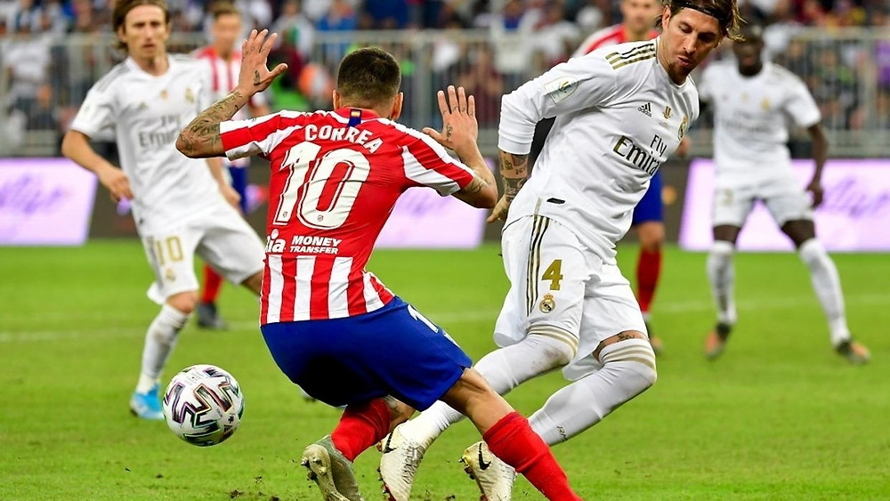 Analyse et Pronostic Real Madrid Atletico Liga