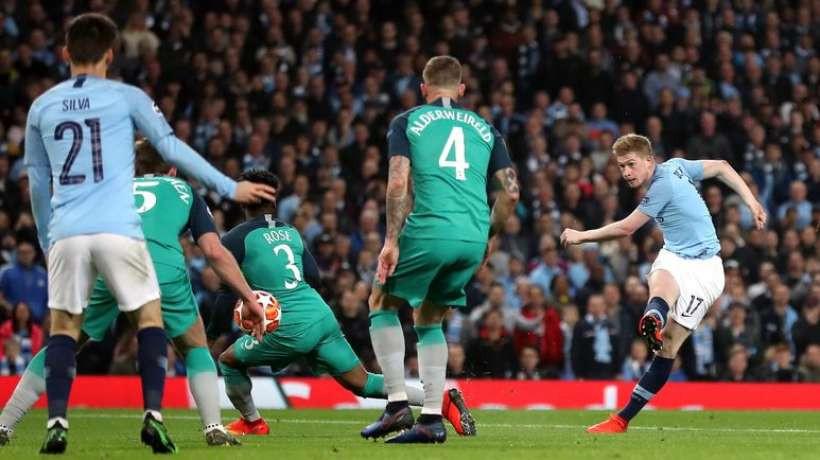 Analyse et Pronostic Tottenham Manchester City Premier League
