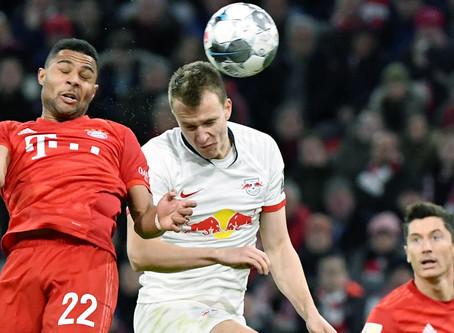 Le Bayern tenu en échec par Leipzig
