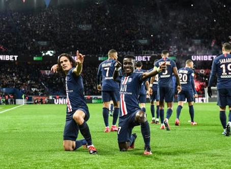 Le PSG fébrile mais toujours gagnant