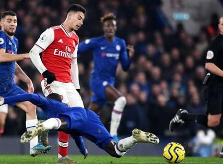 Chelsea et Arsenal dos à dos dans un derby fou !