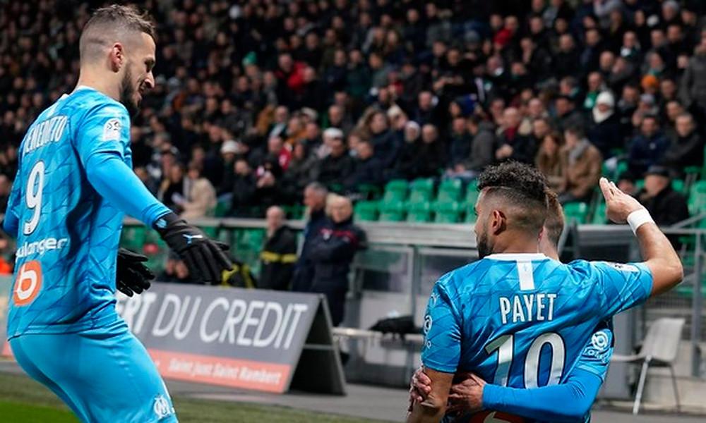 ASSE OM Ligue 1 0-2