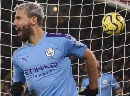 Manchester City sauvé par Aguero !