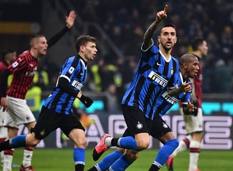 L'Inter reprend les manettes après un derby fou !