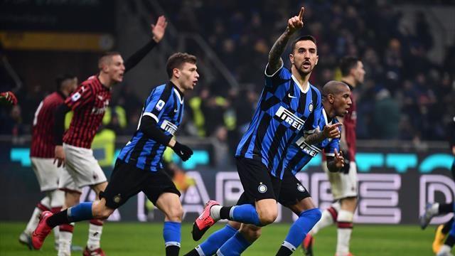 Inter Milan Serie A 4-2