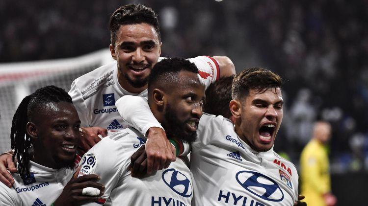 Resume Lyon Saint Etienne Ligue 1 2-0