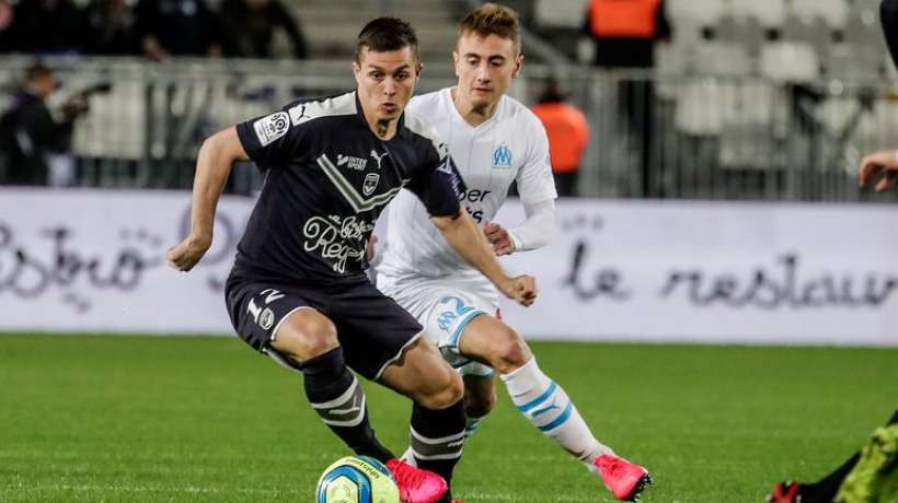 Bordeaux OM Ligue 1 0-0