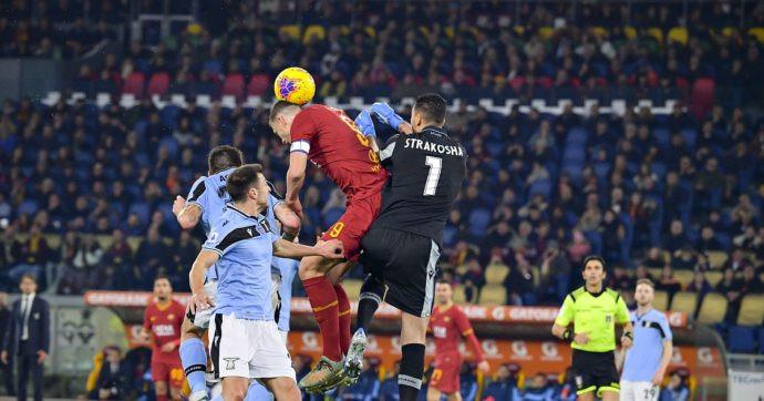 Resultat Roma Lazio Serie A 1-1