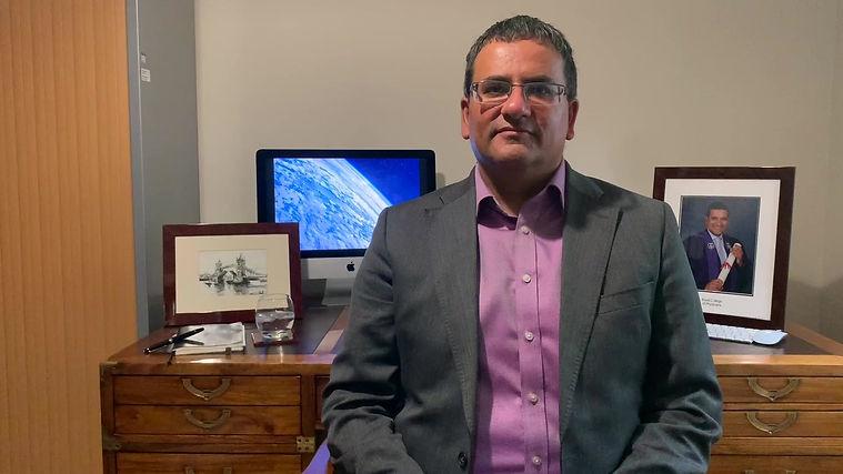 Video on Dr. Raj Khiani talking about General Cardiology