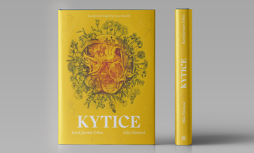 (UK only) Kytice illustrated by Míla Fürstová