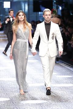 Dolce & Gabbana runway show