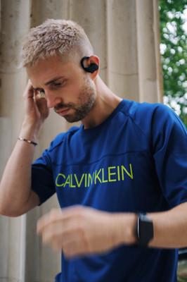Calvin Klein Performance Campaign