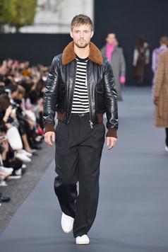 L'oreal le defile runway show during Paris Fashion Week