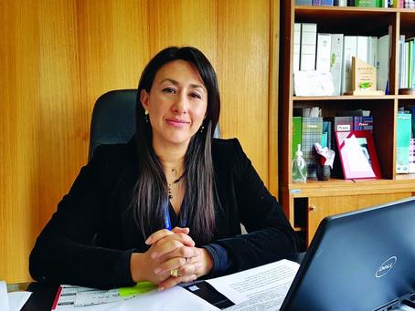 Seremi de Salud Scarlett Molt Heise presentó su renuncia indeclinable al cargo